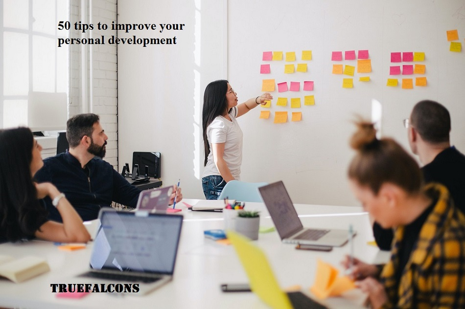 50 tips to improve your personal development