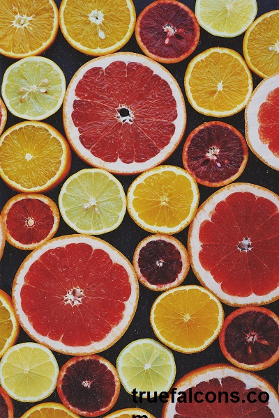 grapefruit delicious diet food for healthy life